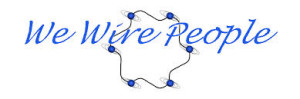 logo we wire people